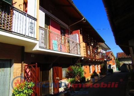Casa semi-indipendente Via Manzoni, Cafasse - TecnoimmobiliGroup