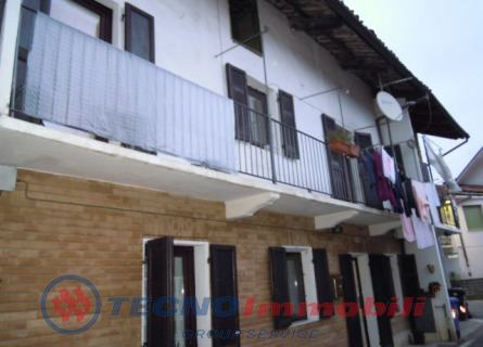 Casa semi-indipendente in Vendita Cafasse, Via Manzoni