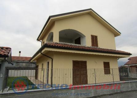 Villa in Vendita Via Corio  San Carlo Canavese (Torino)