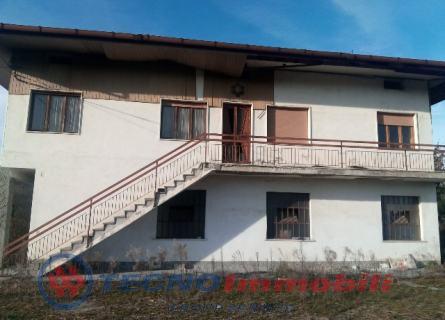 Casa indipendente Via Busano, Front - TecnoimmobiliGroup