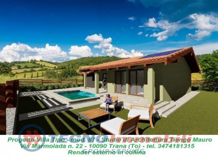 Villa - Cafasse (TO)
