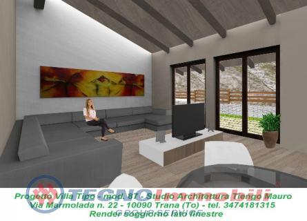 Villa Via Paschero, Cafasse - TecnoimmobiliGroup