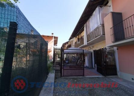 Casa semi-indipendente in Affitto Vauda Canavese, Via Don Bosco