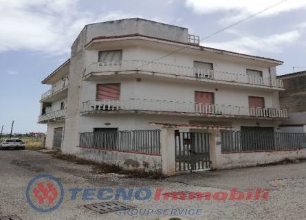 Appartamento in Vendita Via Per Lecce  Manduria (Taranto)
