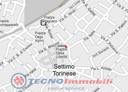 Bilocale Settimo Torinese Via Centrale 2