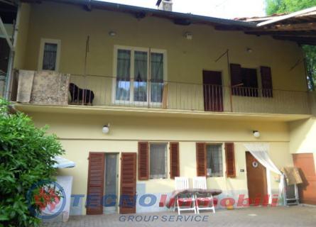 Soluzione Semindipendente in vendita a Rivarossa, 5 locali, prezzo € 185.000 | Cambio Casa.it