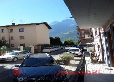Bilocale Aosta Via Garibaldi 1
