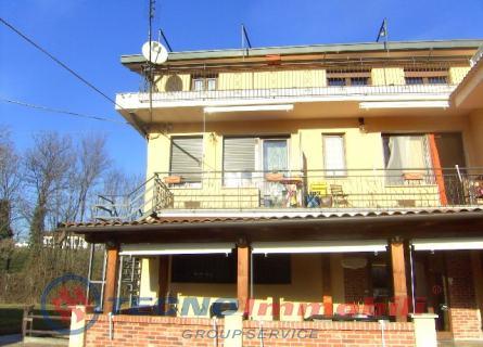 Appartamento in affitto a San Carlo Canavese, 2 locali, prezzo € 380 | Cambio Casa.it