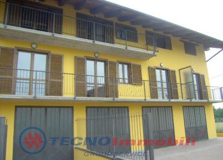 Appartamento in vendita a San Carlo Canavese, 3 locali, prezzo € 105.000 | PortaleAgenzieImmobiliari.it