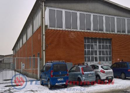 Capannone in Affitto a Torino