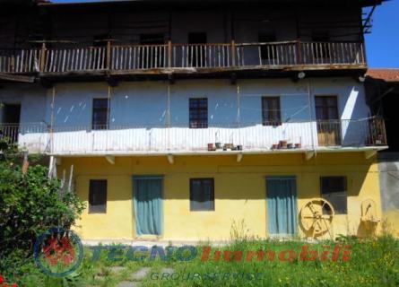 Rustico / Casale in vendita a Villanova Canavese, 6 locali, prezzo € 119.000 | Cambio Casa.it