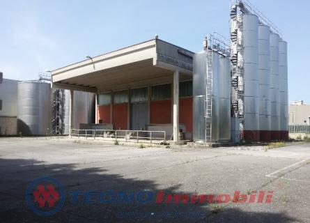 Capannone - Acquaviva delle Fonti (BA)