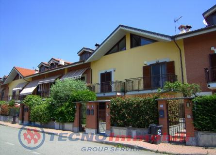 Villa a Schiera in Vendita a San Maurizio Canavese