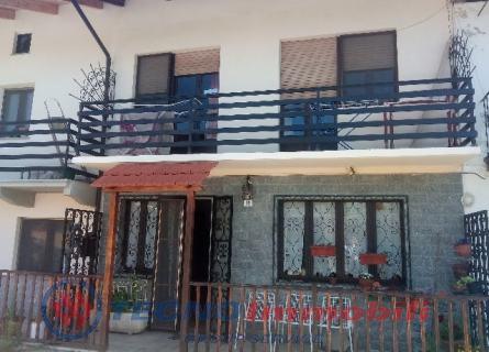 Soluzione Semindipendente in vendita a Rocca Canavese, 7 locali, prezzo € 149.000 | PortaleAgenzieImmobiliari.it