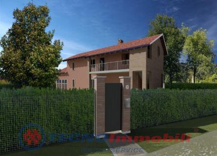 Soluzione Indipendente in vendita a Fiano, 10 locali, prezzo € 250.000   Cambio Casa.it