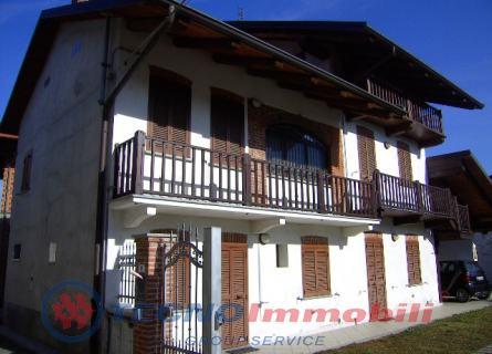 Soluzione Indipendente in vendita a Vauda Canavese, 7 locali, prezzo € 205.000 | Cambio Casa.it