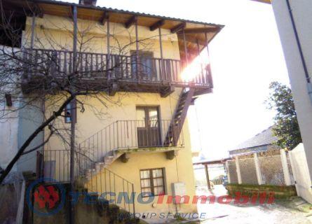 Porzione di casa - Rocca Canavese (TO)