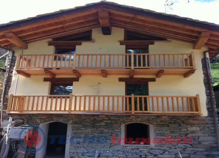 Appartamento in vendita a Saint-Rhemy-En-Bosses, 2 locali, prezzo € 140.000 | PortaleAgenzieImmobiliari.it