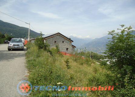 Terreno edificabile - Gressan (AO)