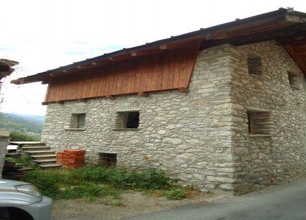 Casa semi-indipendente in Vendita Brissogne, CENTRO