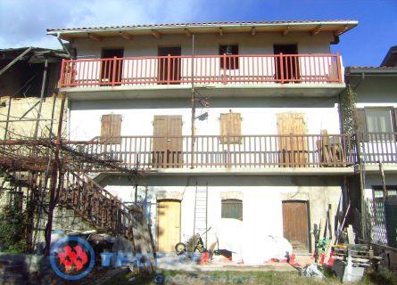 Soluzione Semindipendente in vendita a Rocca Canavese, 6 locali, prezzo € 79.000 | PortaleAgenzieImmobiliari.it