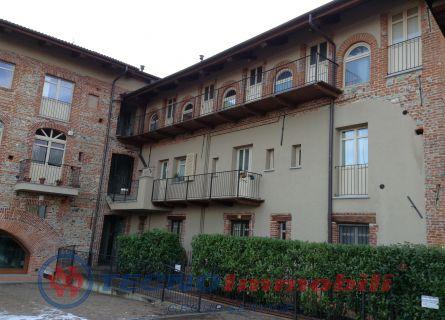 affitto appartamento san maurizio canavese 65 mq