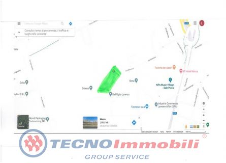 Terreno Via Monviso, Monza - TecnoimmobiliGroup