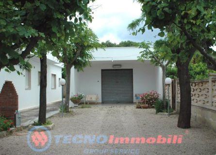 Villa San Pietro in Bevagna, Manduria - TecnoimmobiliGroup