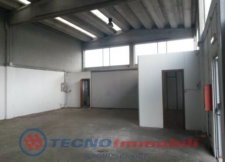 Capannone Via Milano, Settimo Torinese - TecnoimmobiliGroup