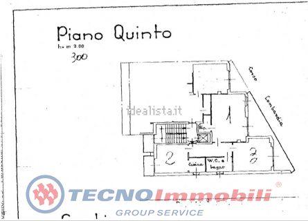 Bilocale Torino Corso Lombardia 8
