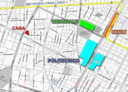 Bilocale Torino Via Vicoforte 8